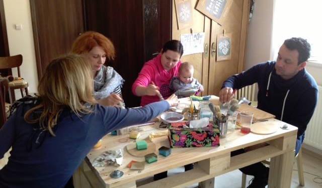 Annie Sloan Workshop: Základy