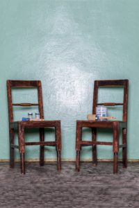 židle k patinování - annie sloan - patinahouse.eu