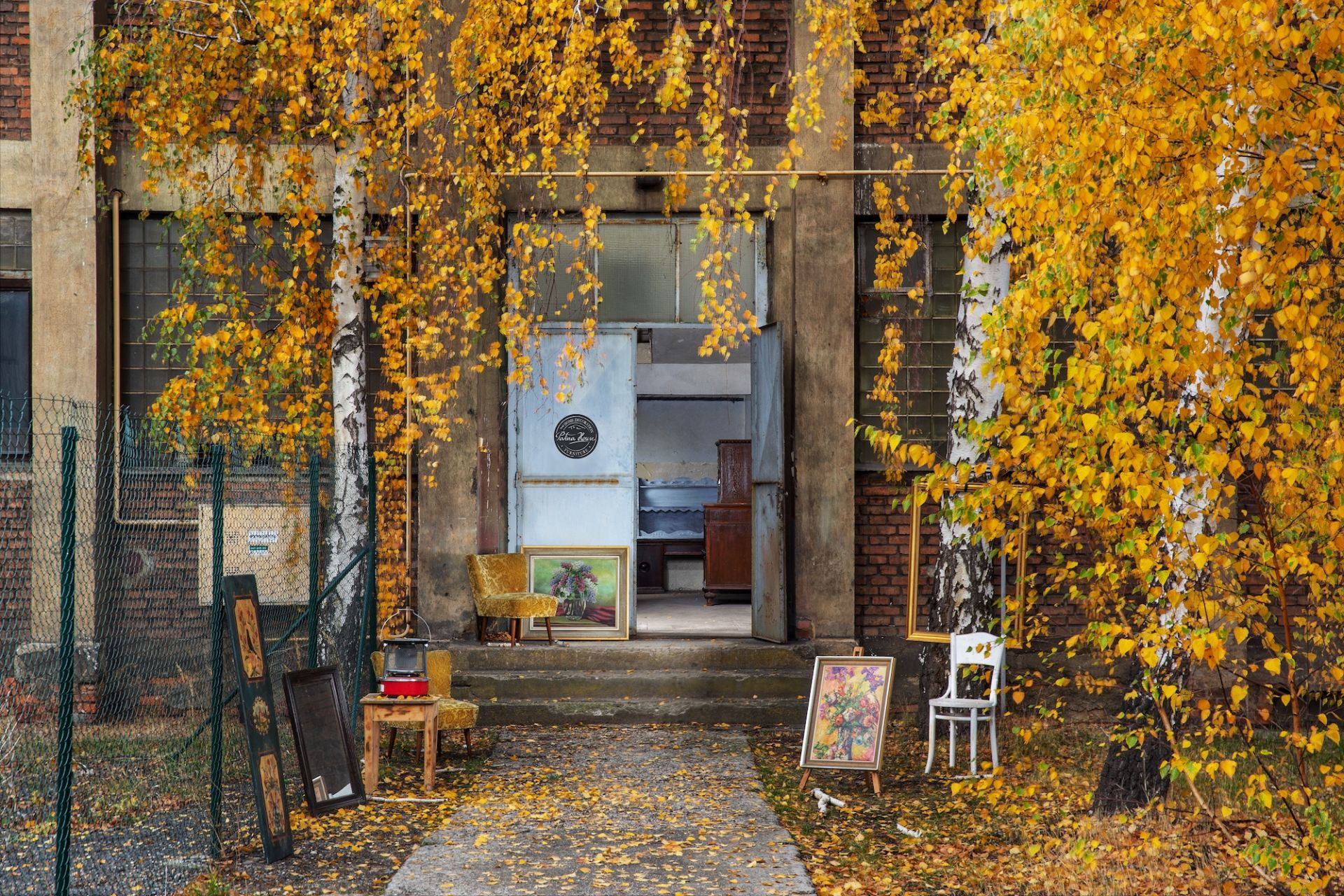 patina house - dílna - mníšek pod brdy